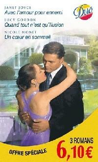 www.bibliopoche.com/thumb/Avec_l_amour_pour_ennemi__Quand_tout_n_est_qu_illusion__Un_coeur_en_sommeil_de_Nicole_Gordon/200/366492-.jpg
