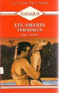 Les amants terribles - Anne Cavaliere - Rouge passion