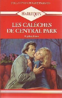 Les calèches de Central Park - Cathie Linz - Rouge passion