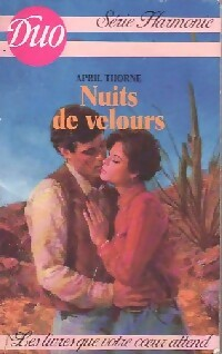 Nuits de velours - April Thorne