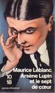 Achetez le livre d'occasion Arsène Lupin et le sept de coeur de Maurice Leblanc sur Livrenpoche.com