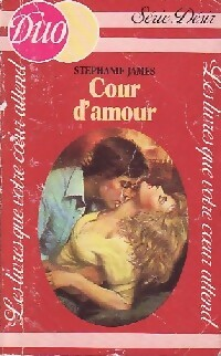 Cour d'amour - Stephanie James