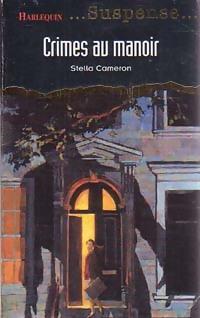 Achetez le livre d'occasion Crimes au manoir de Stella Cameron sur Livrenpoche.com