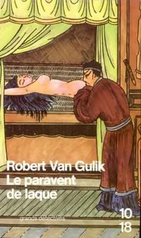 Achetez le livre d'occasion Le paravent de laque de Robert Van Gulik sur Livrenpoche.com