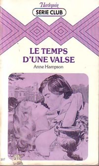 Le temps d'une valse de Anne Hampson